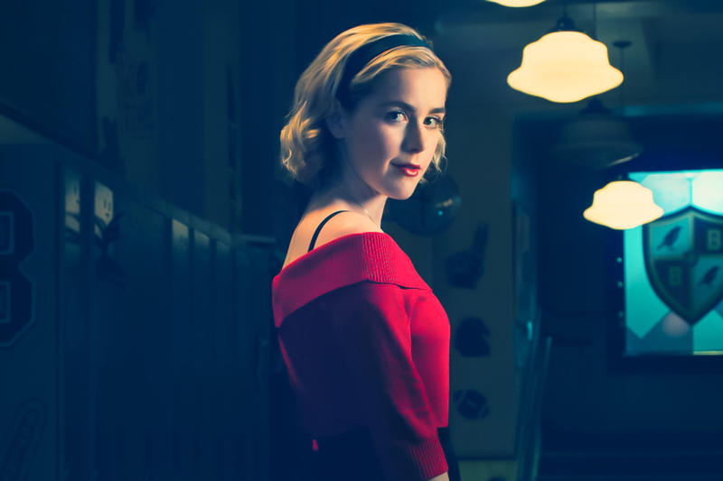Netflix Chilling Adventures of Sabrina Holiday Episode A Midwinter's Tale December 14