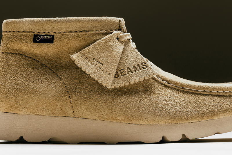 Beams x Clarks Wallabee Boot Pack Details Sneakers Shoes Trainers Kicks Boots Footwear Cop Purchase Buy Release Date Details Collaboration Collab Collaborative Items
