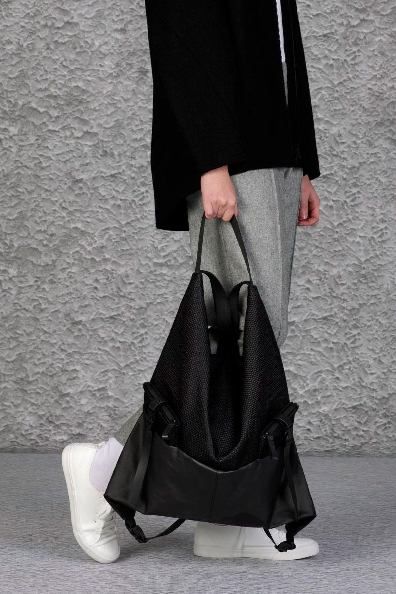 Côte&Ciel Fall/Winter 2018 Collection lookbook bags accessories