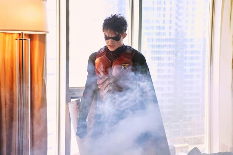 DC Universe Titans Jason Todd Fate Poll Robin Comics Batman Netflix Dick Grayson