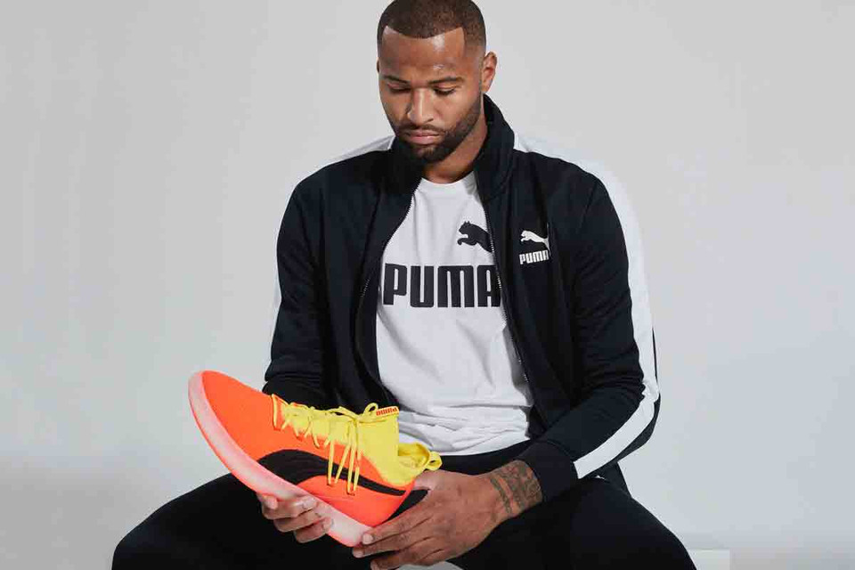789edc414c81 DeMarcus Cousins Talks New Beginnings With PUMA. ""