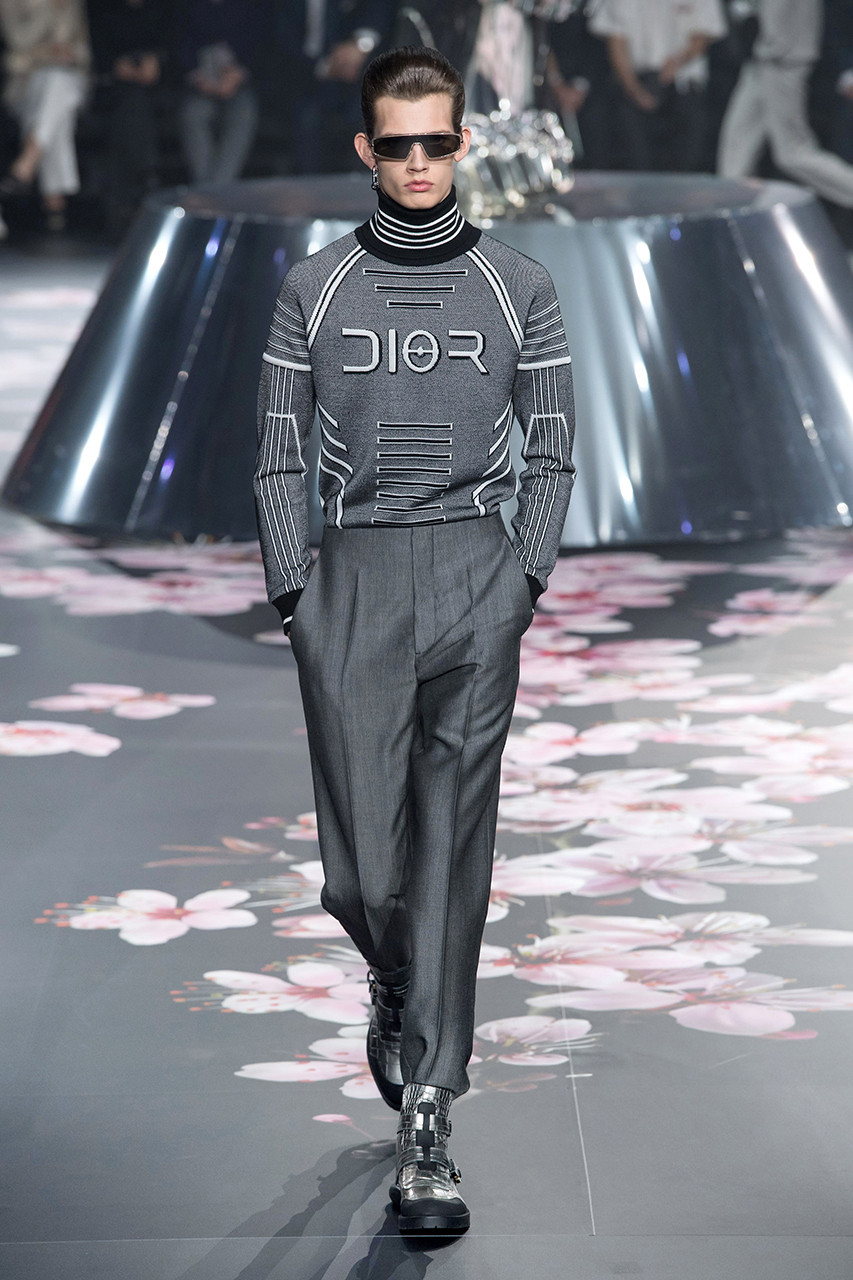To acquire Homme dior fall runway picture trends