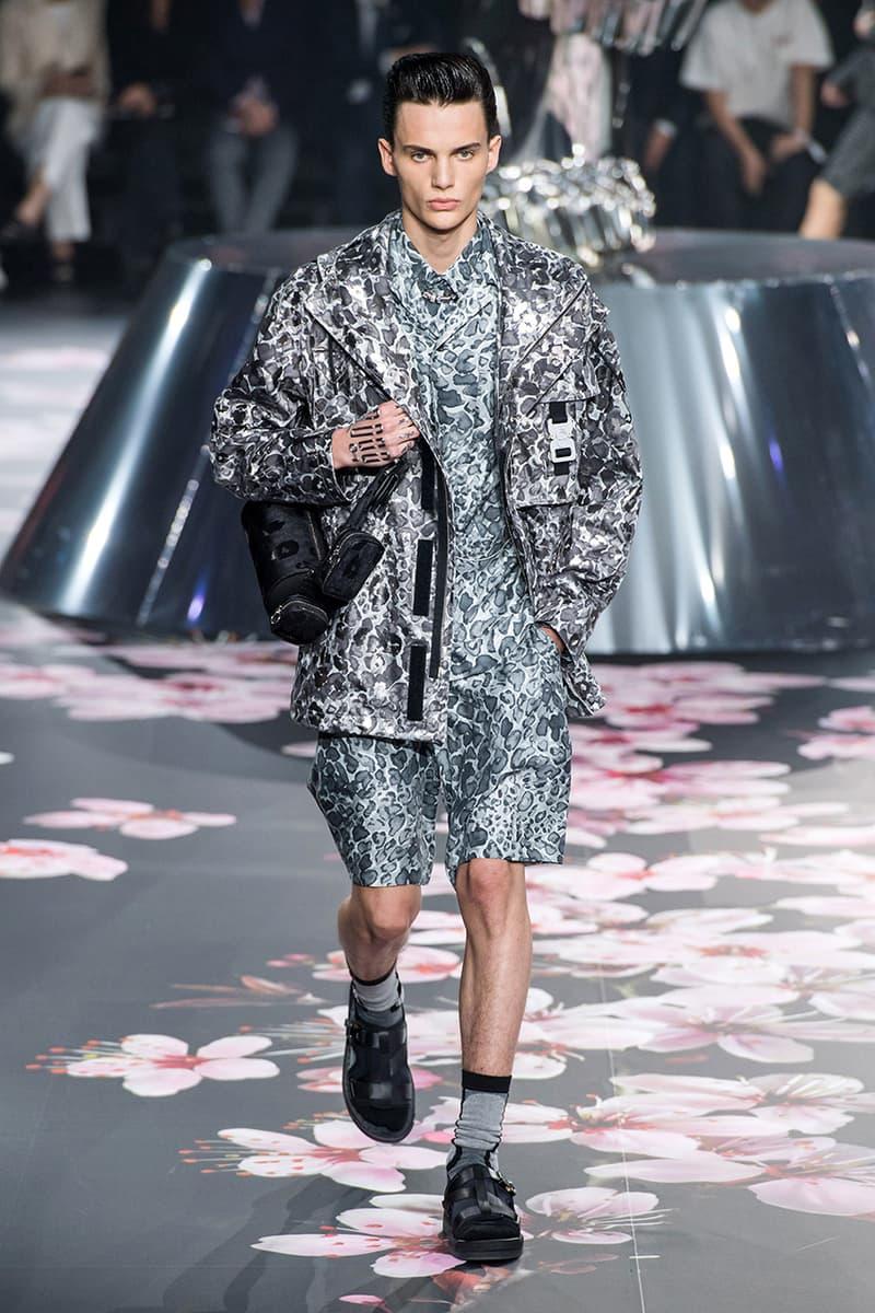 Dior Men's Pre-Fall 2019 Runway Collection