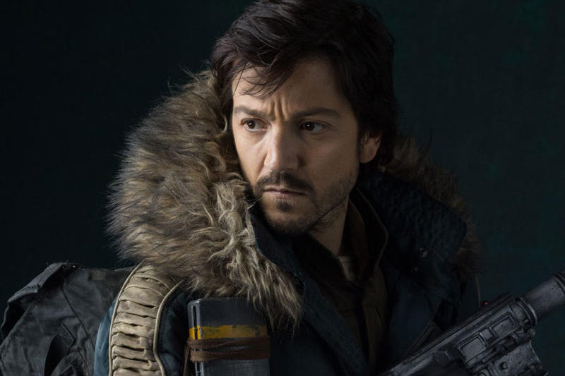 Disney Star Wars Rogue One Live Action Cassian Andor Series lucas films star wars space luke skywalker Diego Luna Darth Vader episode one rouge one