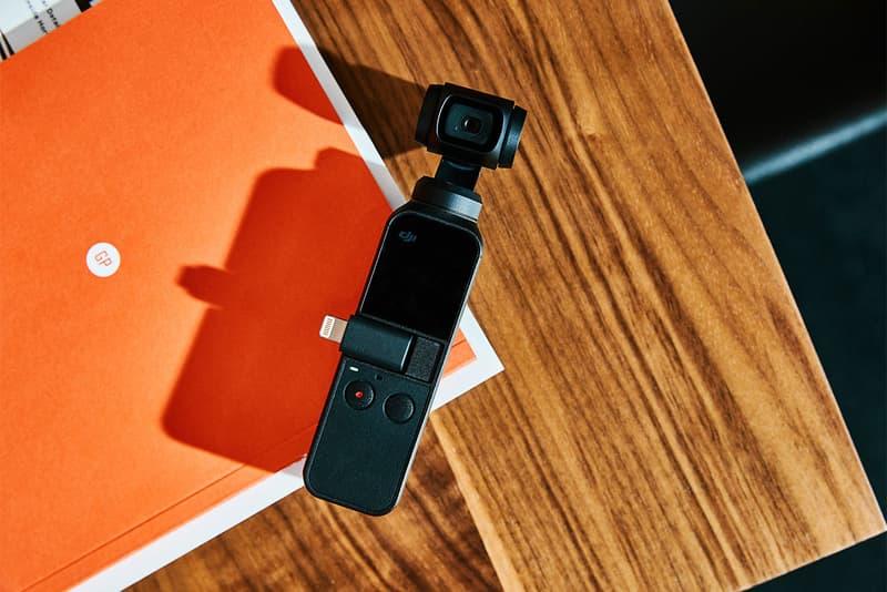 DJI Osmo Pocket Gimbal Release