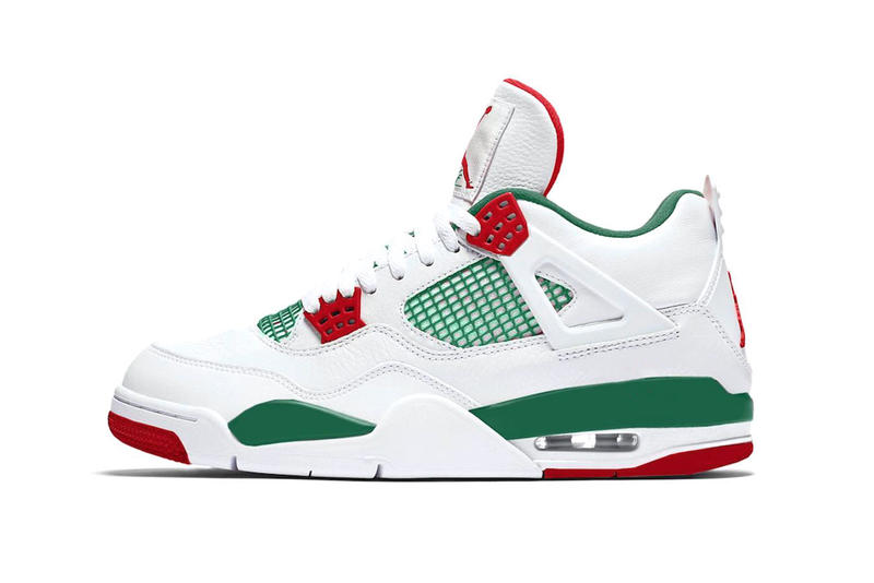 on sale 79f36 7ce05 Do The Right Thing' x Air Jordan 4 Colorways | HYPEBEAST