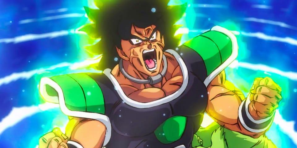 Dragon Ball Super Broly New Scenes Hypebeast