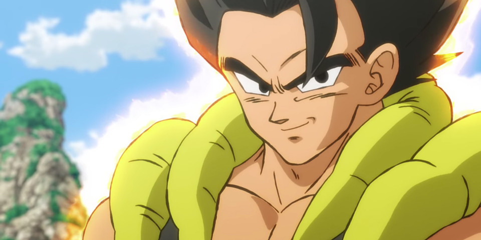 Dragon Ball Super Broly Gogeta Trailer Hypebeast
