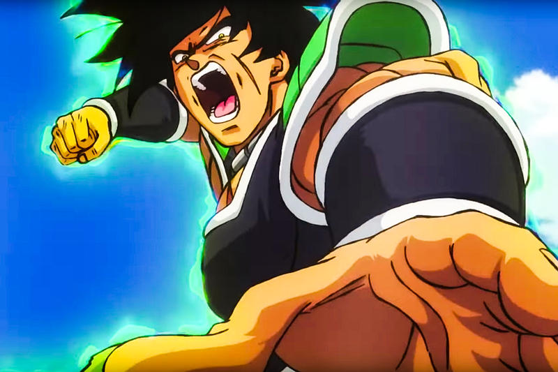 japan is airing dragon ball super broly special hypebeast