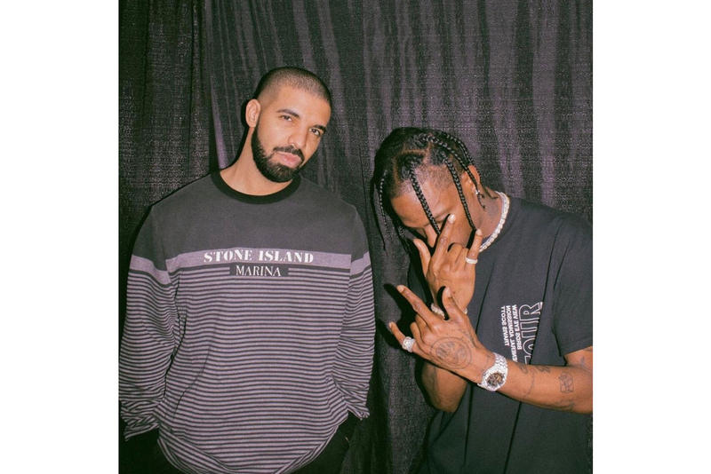 e15df964209f Drake Sicko Mode Verse Finish Same Day Astroworld Release A&R Panel  Interview