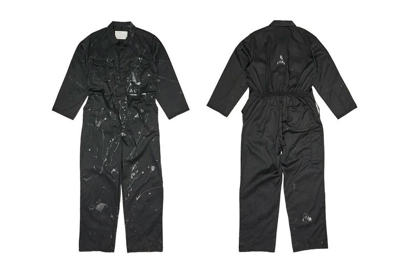 c0eb82841 A-COLD-WALL* x Nike dover street market dsm Staff Boiler Suit tote