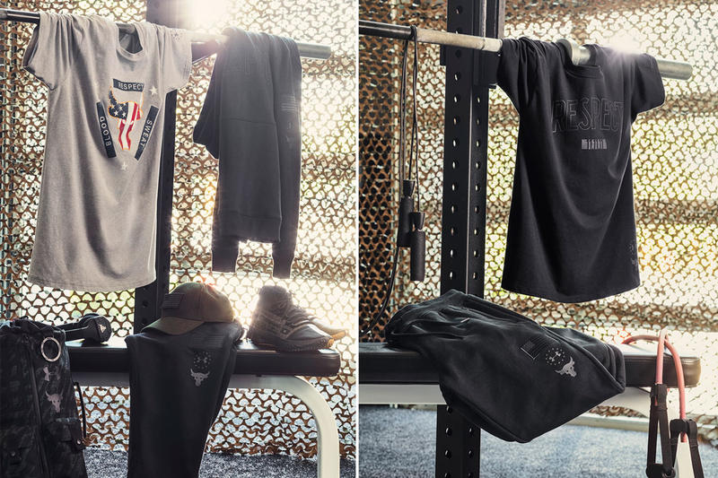 under armour project rock veterans day collection dwayne johnson the rock 2018 footwear fashion