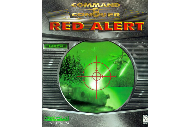 EA Games Command Conquer Red Alert Remaster games retro RTS brotherhood of nod allied forces russia red