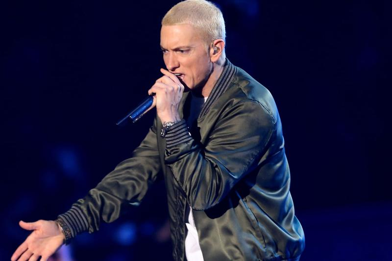 Eminem Billboard Chart Record
