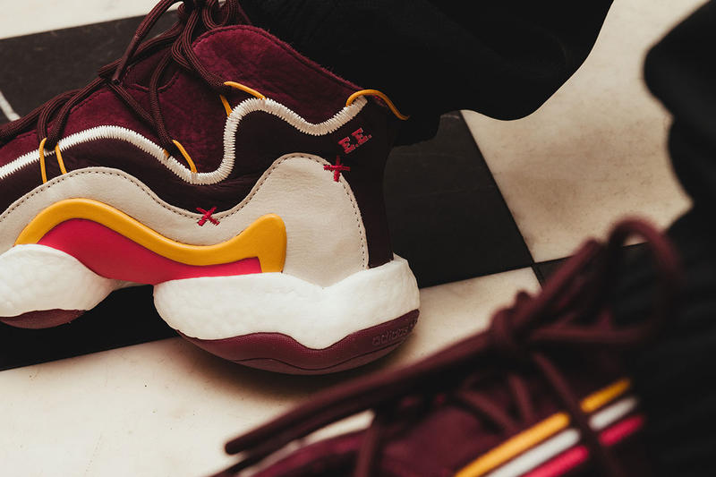eric emanuel adidas originals crazy byw rivalry hi closer look 2018 december footwear