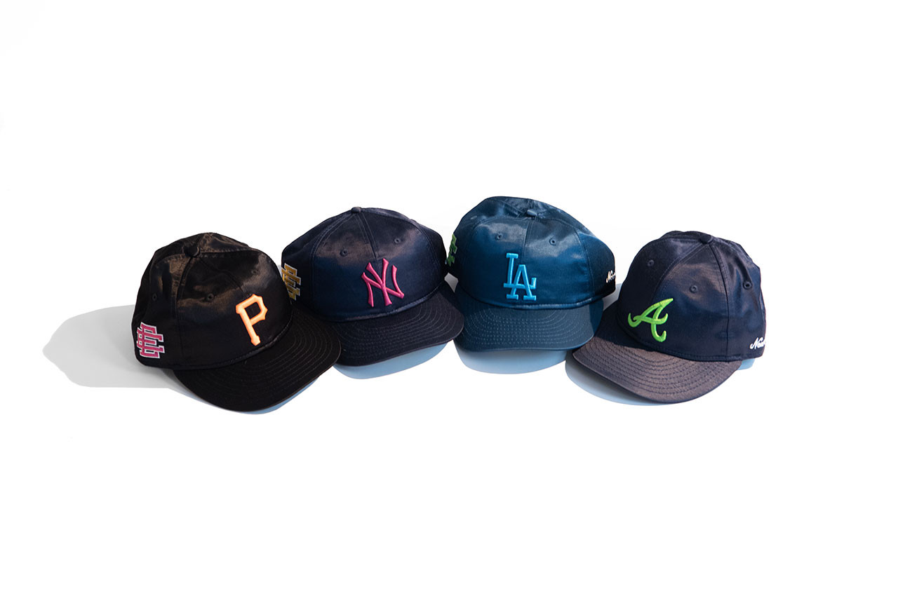 eric emanuel ner era collection fashion apparel 2018 november new york yankees los angeles dodgers pittsburgh pirates atlanta braves