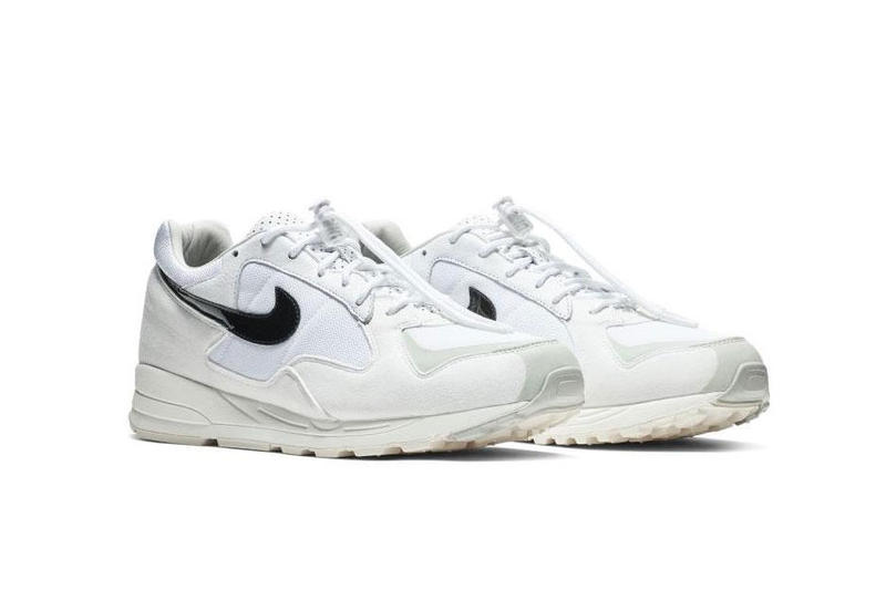 Fear Of God Nike Air Skylon 2 White Closer Look Release Info Date Jerry Lorenzo Black Light bone Sail Black Fossil Another