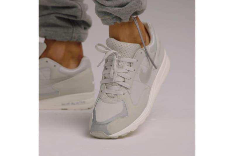 Fear of God x Nike Yellow Sneakers First Look Confirmed Leak Cop Purchase Buy Shoes Trainers Kicks Footwear Coming Soon Air Skylon II