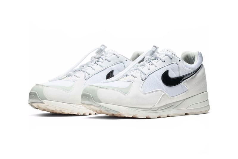 competitive price 39f1e e13f4 Fear of God Nike Air Skylon II Release Info Date White Black Light bone Sail  Black
