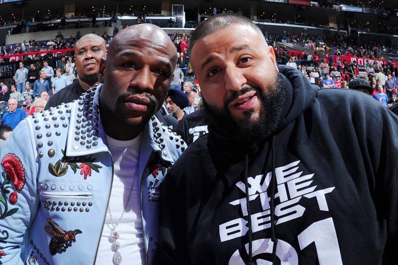 Floyd Mayweather DJ Khaled Fined in Digital Coin Crackdown i.c.o. initial coin offering bitcoin virtual currency cryptocurrency Centra tech
