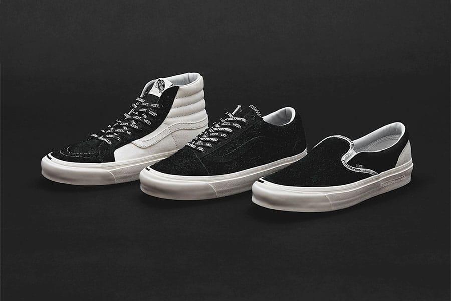Footpatrol x Vans Vault Collection