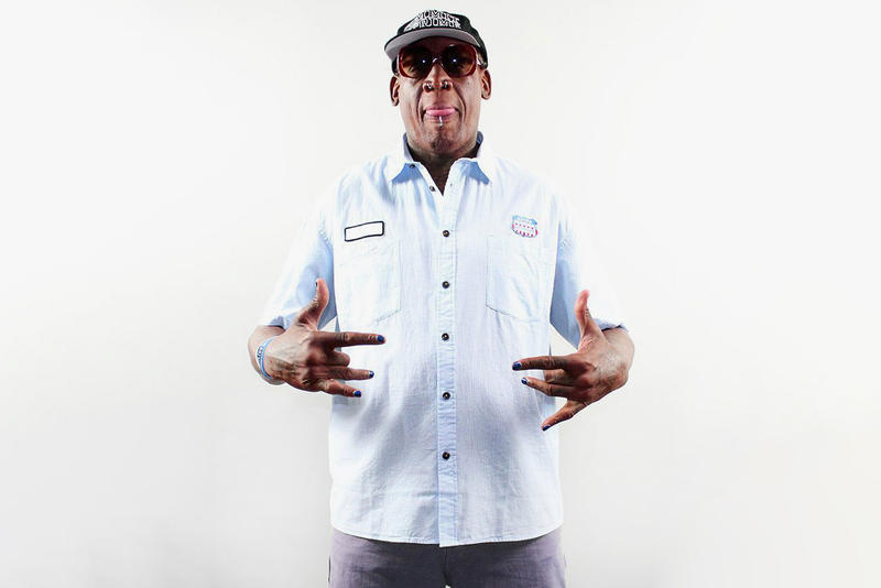 ftp fuck the population dennis rodman lookbook fall winter 2018 collection drop release date info