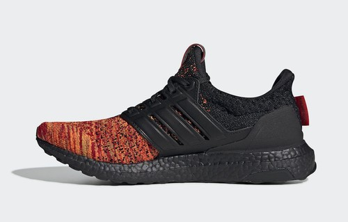 "'Game of Thrones' x adidas UltraBOOST ""House Targareyn Dragons"""
