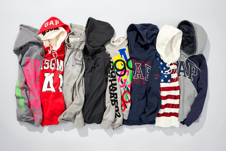"""Gap and GQ Round up Collaborators for Latest Installment of the """"Coolest Designers on the Planet"""" Program"""