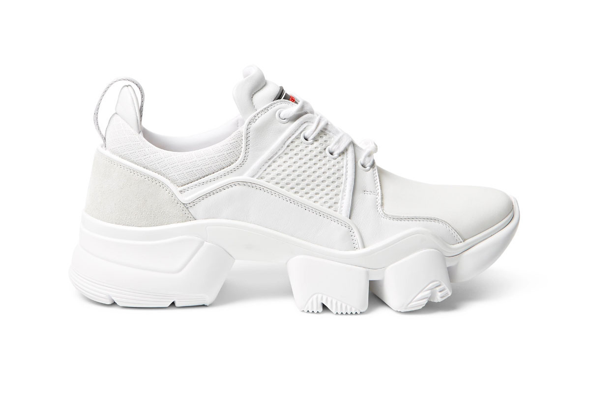 Givenchy Jaw Sneaker FW18 Release