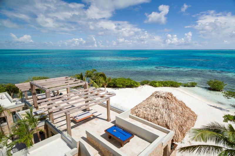 gladden private island resort caribbean sea belize 2018 november details info information buy where address worlds most private barrier reef suite hotel room