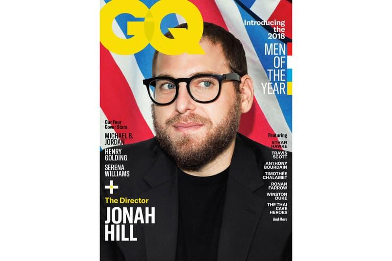Michael B. Jordan, Jonah Hill & More Named 'GQ' Men & Woman of the Year serena Williams Henry Golding