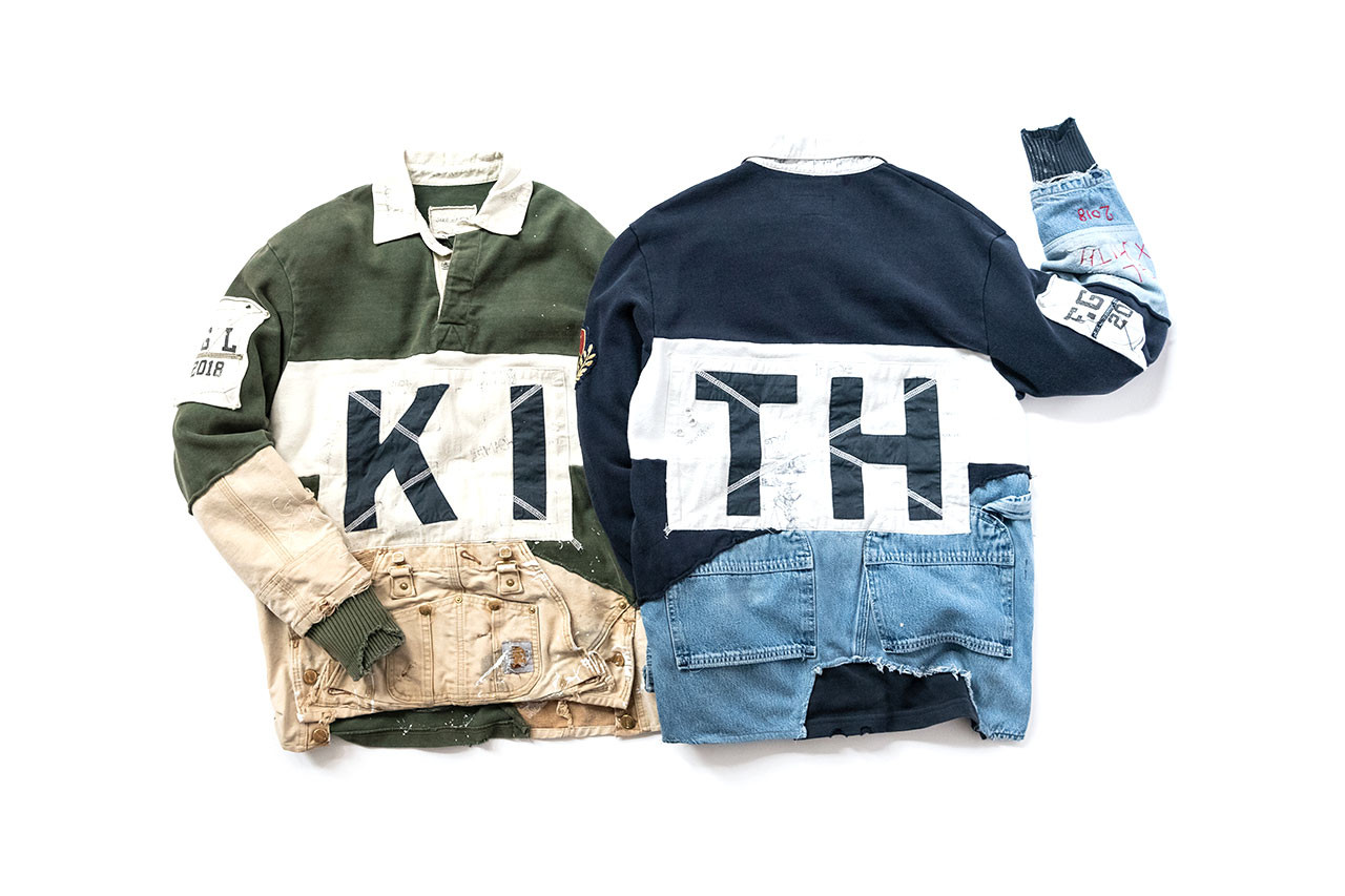 ronnie fieg kith greg lauren ivy league draft collection interview editorial 2018 november fashion art