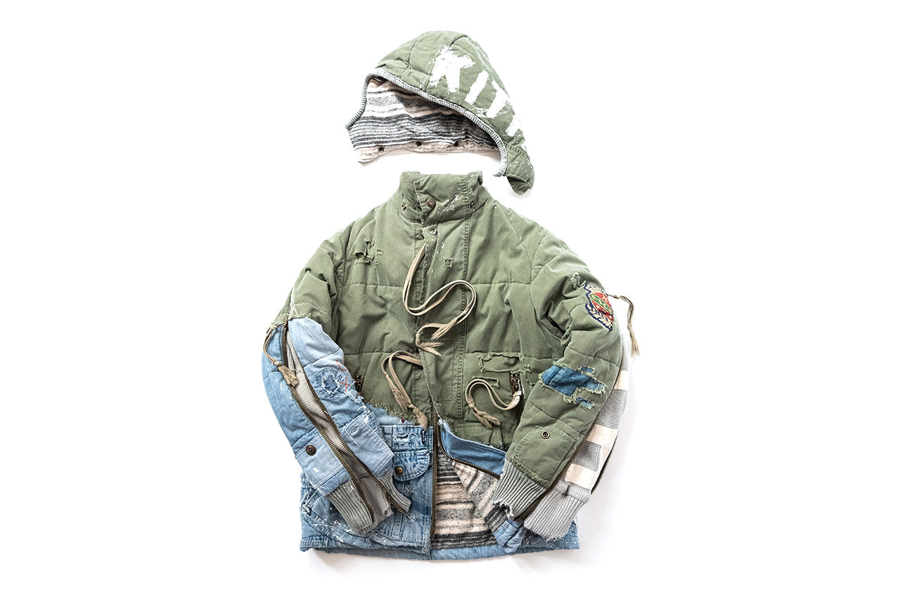 ronnie fieg kith greg lauren ivy league draft collection interview editorial 2018 november fashion art