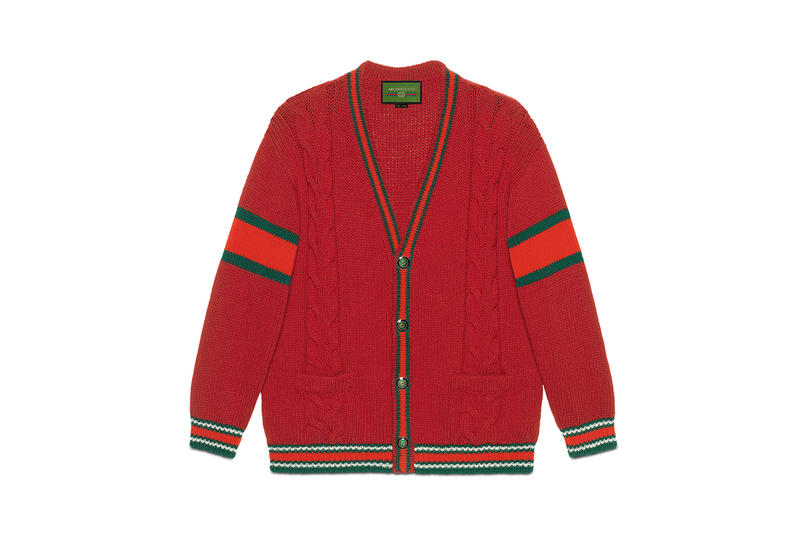 Gucci Unveils DIY Knitwear Collection Details Fashion Clothing Do It Yourself Customize Customization Personalize Personalizable Cop Purchase Buy Available