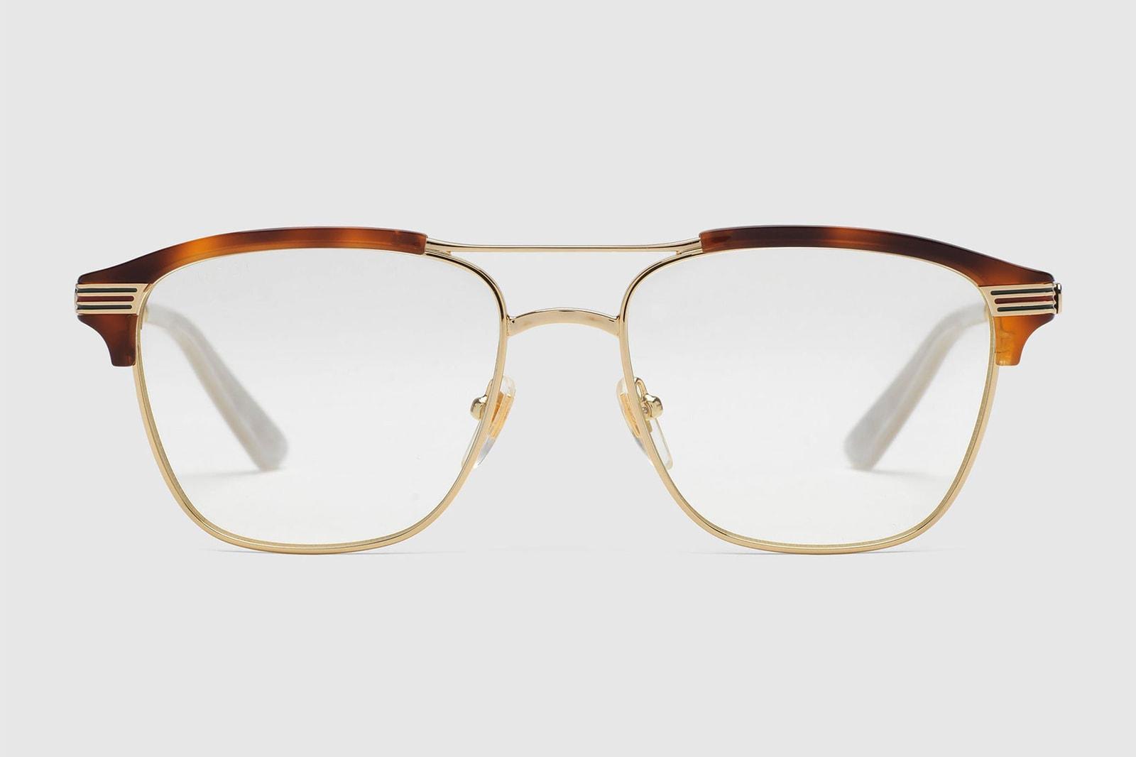 f7ebd41524b9 Gucci FW18 Sunglasses Optical Campaign Editorial Miink Singer Musician Gucci  Menswear Womenswear Fall Winter 2018