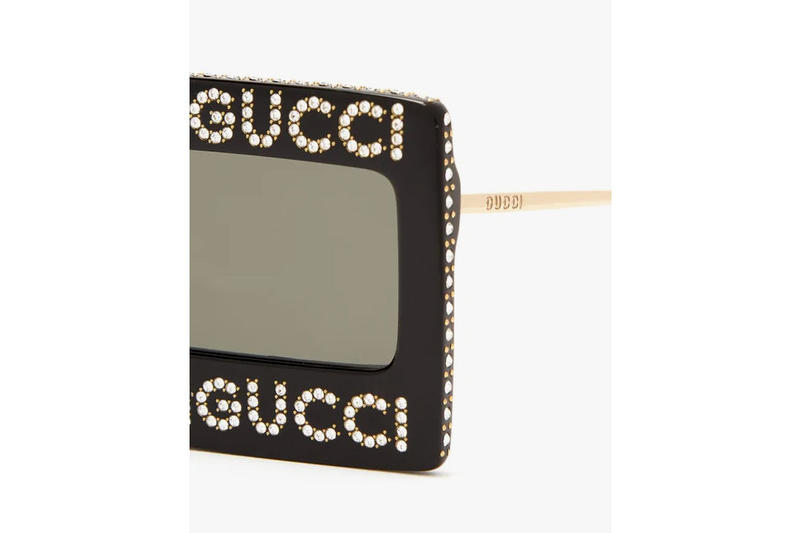 """Gucci """"Hollywood Forever Sunglasses"""""""