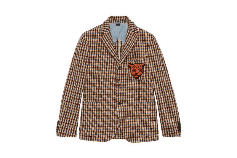 Gucci Men's DSM Exclusive Pieces jackets sweaters shorts pants hats dover street market london new york tokyo ginza singapore beijing los angeles web store alessandro michele