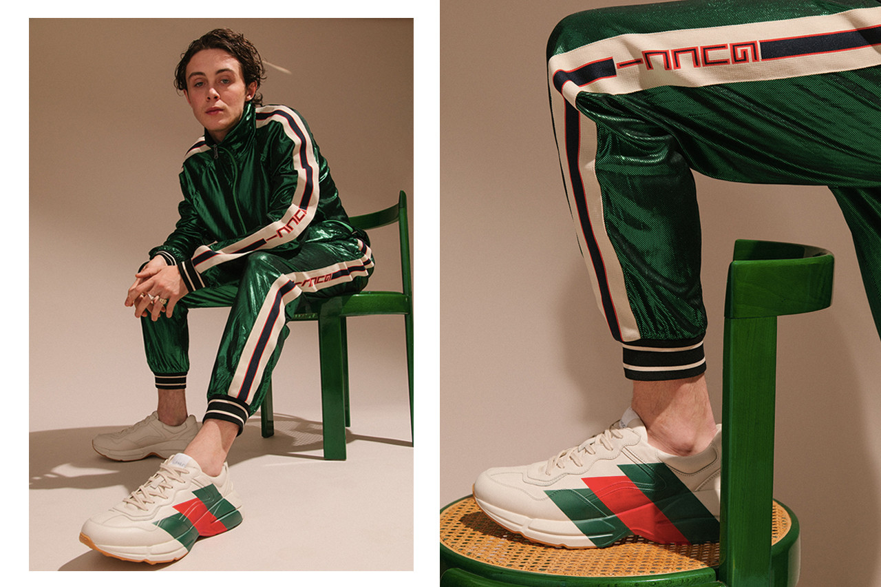 Gucci Rhyton and Flashtrek Cruise 2019 Collection