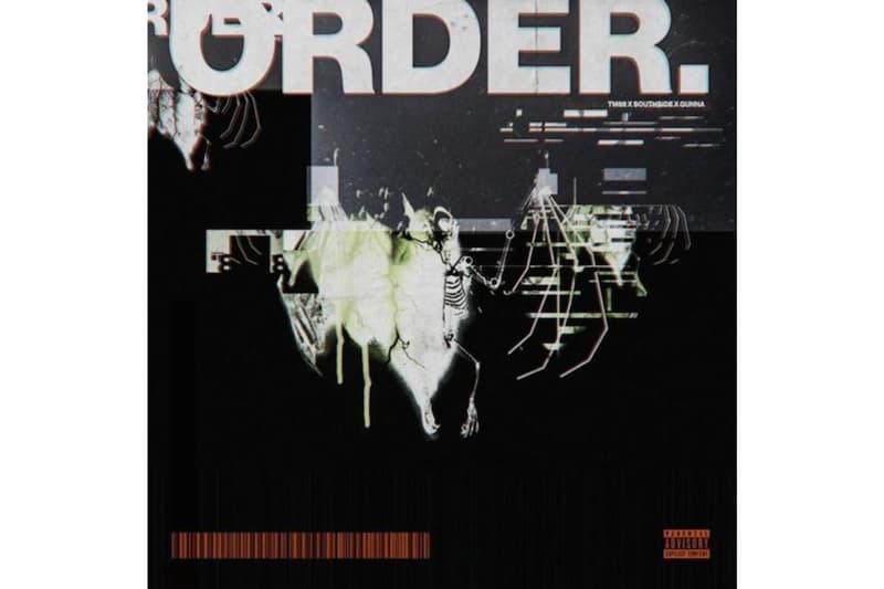 Gunna TM88 Southside Track Order 808 Mafia