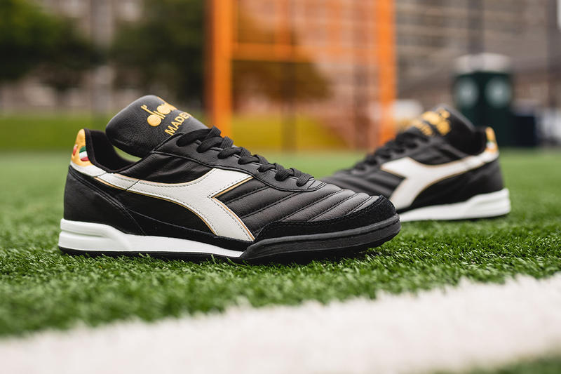 Hanon x Diadora 'Aberdeen' 2018 Collection Details Fashion Clothing Shoes Trainers Kicks Sneakers Collections Collab Collaboration Collaborations Cop Purchase Buy Anorak