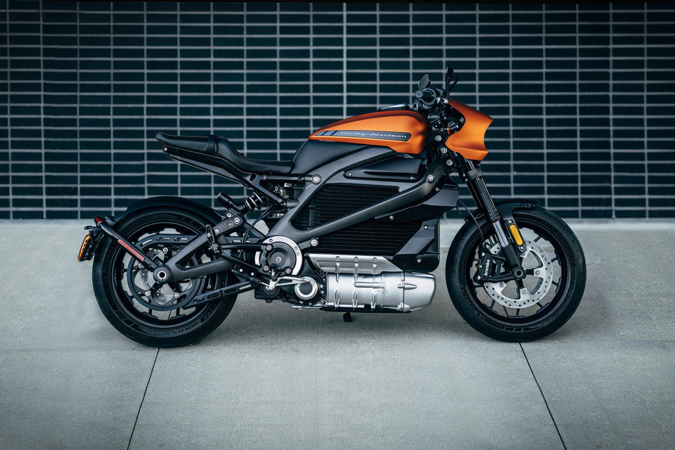 UPDATE: Harley-Davidson's LiveWire Electric Motorcycle Is Priced Just Under $30,000 USD