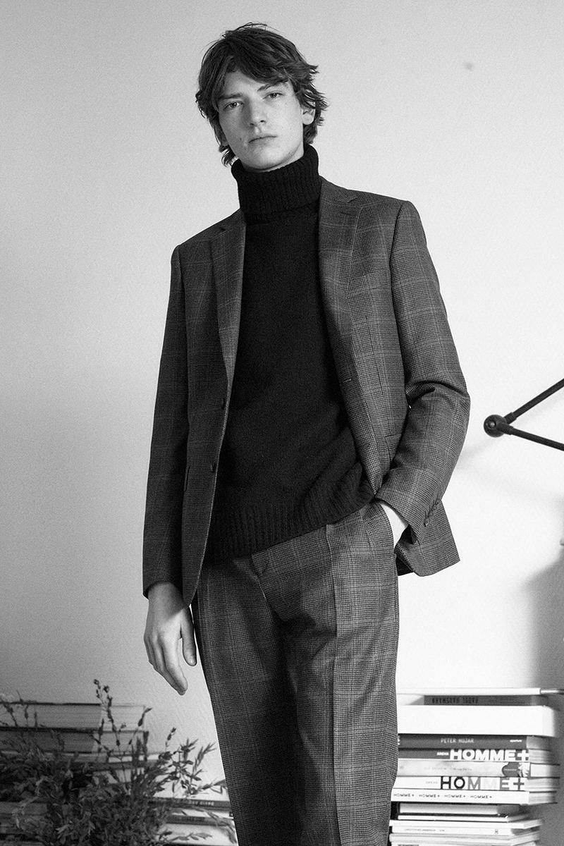 Harmony paris fall winter 2018 collection lookbook on the road jack kerouac David Obadia