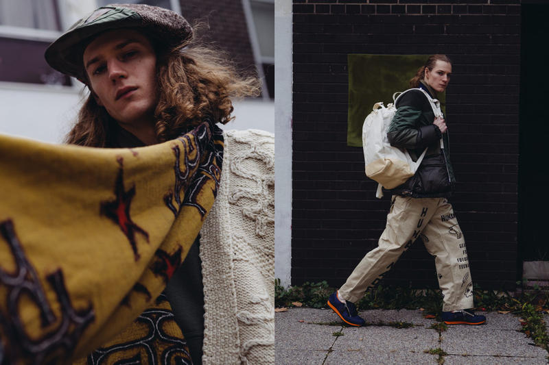 "HAVEN ""Like This Like That"" FW18 Editorials lookbook human made canada toronto  visvim sacai HUMAN MADE"