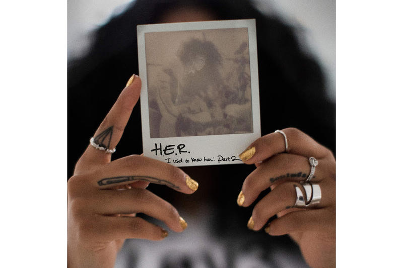 H.E.R. 'I Used to Know Her: The Prelude' EP