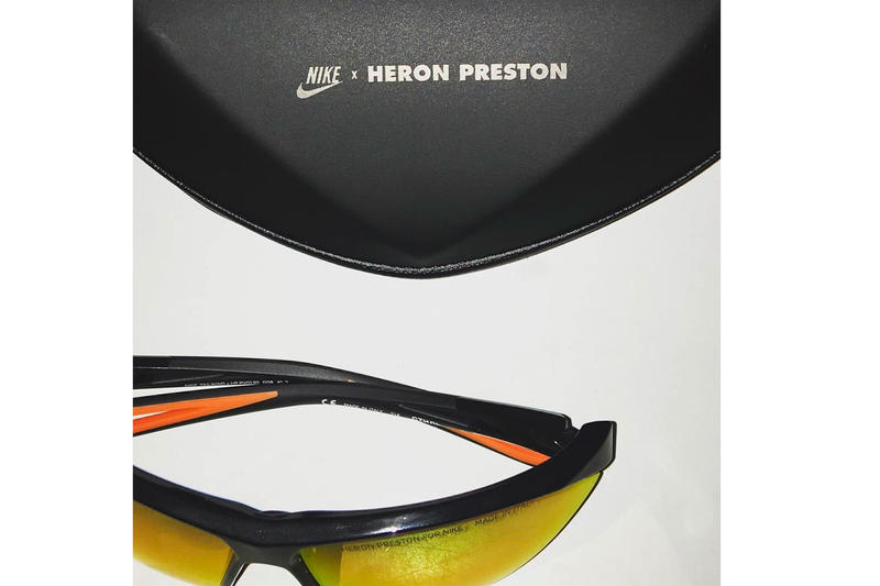 c98e3c112b7 Heron Preston Announces Release Date for the Nike Tailwind HP Sunglasses