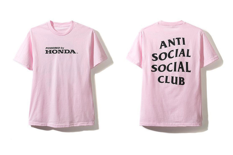 0cfbc651a638 Anti Social Social Club Joins Honda for Ricer-Friendly Collaboration