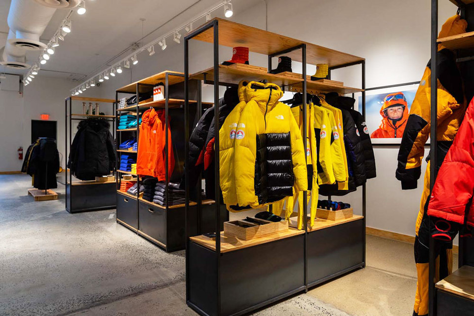 d0a1e44d6 The North Face Prototype Concept Store First Look | HYPEBEAST