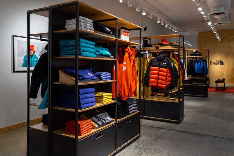 The North Face Prototype Concept Store First Look