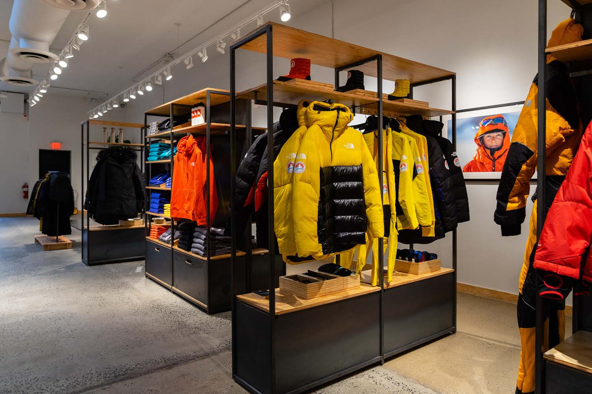 reputable site b88b0 0136c The North Face Prototype Concept Store First Look | HYPEBEAST