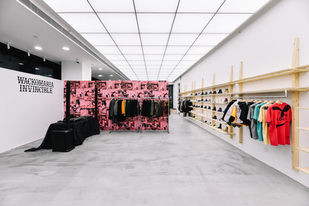A Look Inside the New INVINCIBLE Shanghai Store